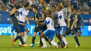 Match report: Impact 2-0 Union