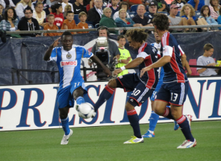 In pictures: Revolution 0-0 Union