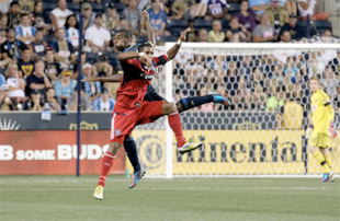 Getting ready for Chicago, national team call-ups, more news