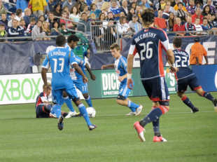 Getting ready for Revs, Union players in USA top 100, more news