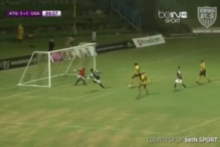 Reaction: Antigua & Barbuda 1–2 USA