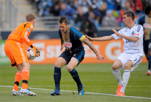 The 2012 Union season in pictures, Part 1