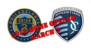 Union to play Sporting Kansas City in home opener