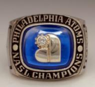 1973 NASL Championship ring