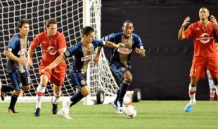 Pfeffer on his loan, USA v Honduras kickoff time confirmed, more morning news