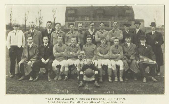 West Philadelphia FC 1913