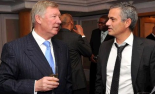 Ferguson and Mourinho: Reading on business in soccer