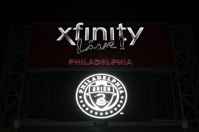 Philadelphia Union at Xfinity