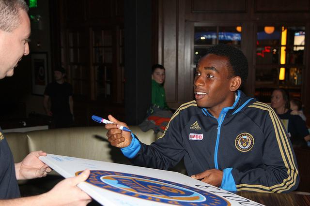 Amobi Okugo wondering if he had anything bigger to sign
