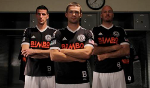 Talking the new Union third kit with adidas North America's Mike Walker