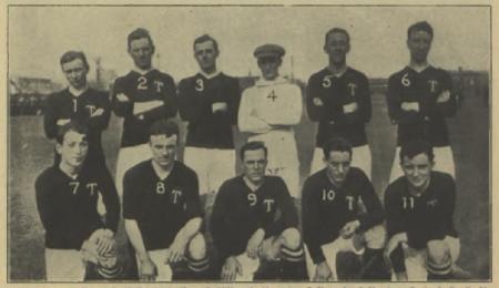 Tacony 1912-13