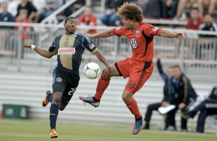 U draw 1-1 with DC, Okai with Seattle, Ruiz signs with DC, more