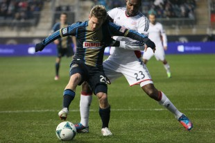 Match report: Philadelphia 1-0 New England
