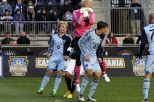 Jimmy Nielsen with another save
