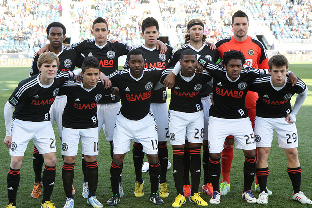Some young faces among the starting eleven against Pumas UNAM