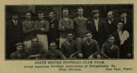 Smith FC 1912-13
