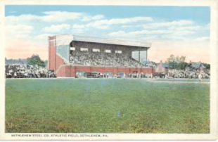 Playing on hallowed ground: Connecting the Union and Bethlehem Steel