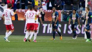 Match report: New York Red Bulls 2-1 Philadelphia Union