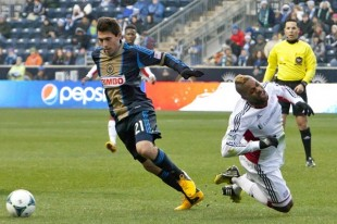 """""""Philly tough"""": reports & reaction to Union win over NE, Adu roundup, more"""