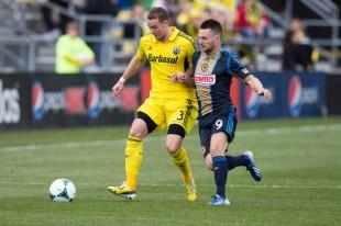 Match report: Philadelphia 1-1 Columbus