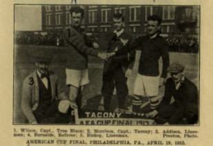 Philly Soccer 100: Tacony v True Blues in American Cup final replay