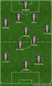 Is this a way to play the Union's best 11 all at once?