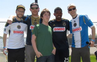 """""""Paying it forward"""": On Union fans being awesome"""
