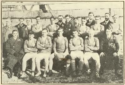 Bethlehem FC 1913-14