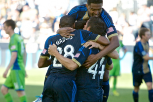 Match Report: Philadelphia Union 2-2 Seattle Sounders