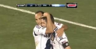 Match Report: Philadelphia Union 1-4 LA Galaxy