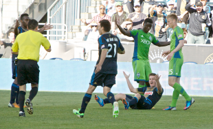 Analysis and Player Ratings: Union 2-2 Sounders