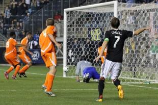 Match report: Philadelphia Union 2-1 Ocean City Nor'easters