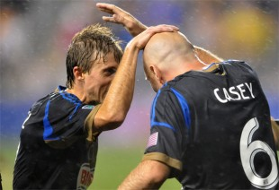 In Pictures: Union 3-1 Chivas USA