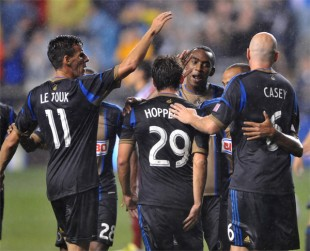 Analysis & Player Ratings: Union 3-1 Chivas USA