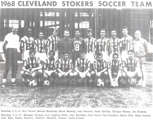 1968 Cleveland Stokers