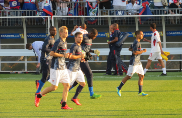 In pictures: Jack and the USA v Costa Rica