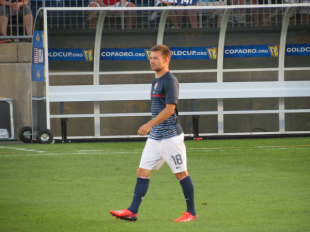 Jack's back, Hack's suspended, Le Toux knew he had it, Blatter blathers. more news