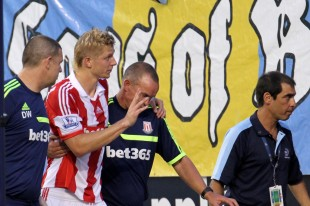 Stoke's Brek Shea injured in win over Union, ASG tonight, new Crew owners, more