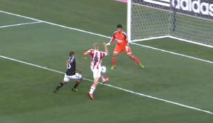 Match Report: Philadelphia Union 0-2 Stoke City