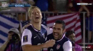 Match report: USA 1-0 Costa Rica