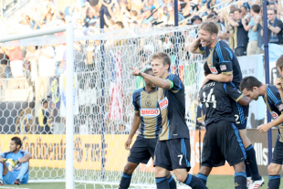 Reaction to Union's disappointing draw, HCI wins, Reading draws, OC wins, Carli Lloyd hat trick, more