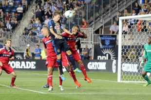 Player ratings and analysis: Union 1-2 Chicago