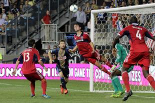 Match Report: Philadelphia Union 1-2 Chicago Fire