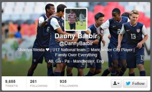 Barbir Twitter Profile