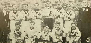 Cardington FC, 1913-14