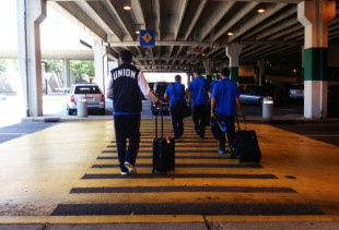 Playing on the road: Travel and recovery