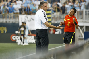 Union named SBI TOW, Vermes whines, USOC final today, Jones rubbishes surgery reports, more