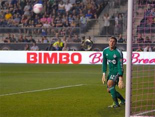 Joe Bednik - Kleberson goal