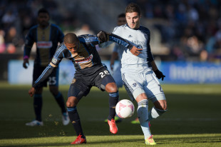 Philadelphia Union v Sporting KC by Daniel Gajdamowicz