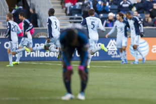Philadelphia Union v Sporting KC